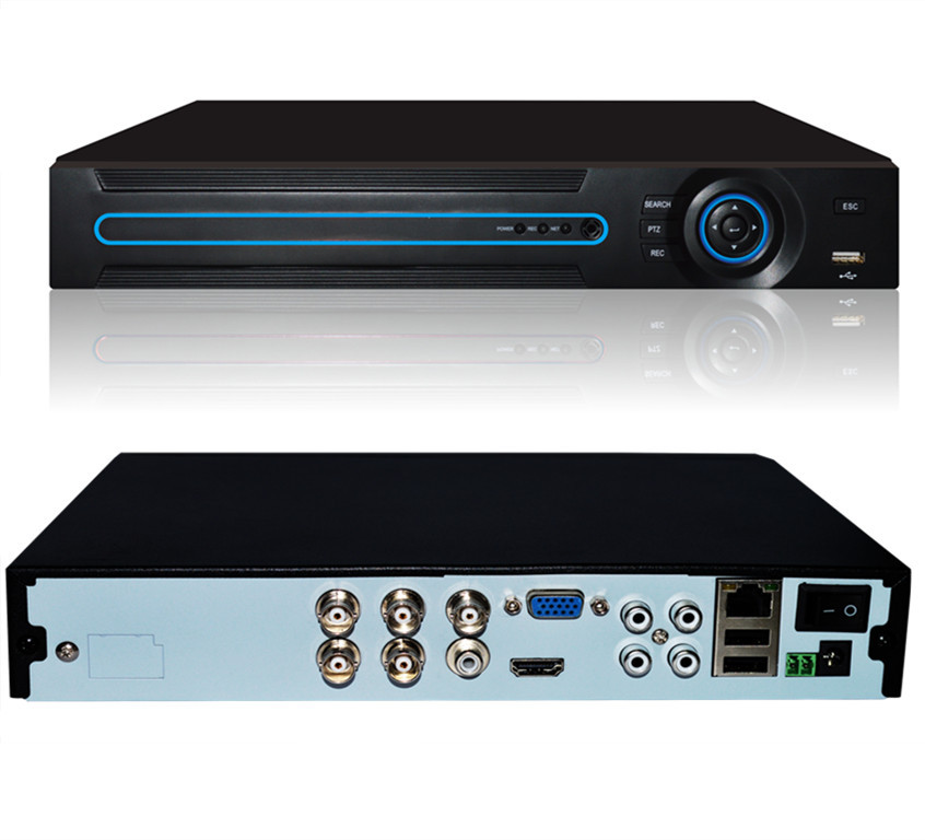 HD 1CH 720P Real Time or 4CH Non-real Time Playback H 264 AHD DVR