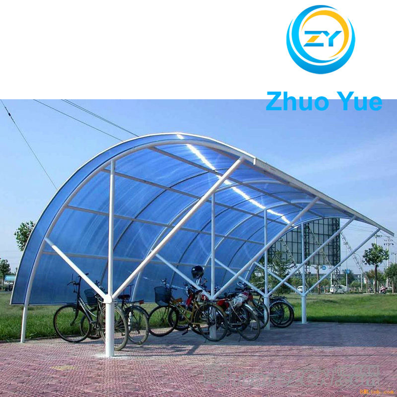 Zhuoyue strong and sturdy canopy carport