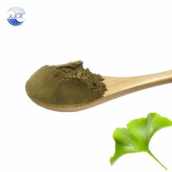 vacuum packed Ginkgo biloba Extract
