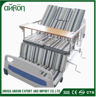 5 function electric hospital bed/folding hospital bed/hospital bed price