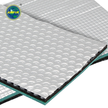 Metallic Aluminium Foil Fireproof Backed Foam Insulation Board