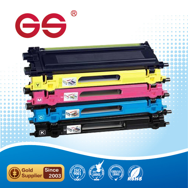 Mechanization toner cartridge TN 115 135 155 175 195 toner chip resetter for Brother