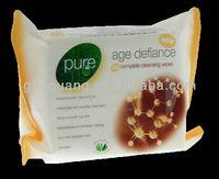45gsm Aloe Vera Wet Paper for Feminine