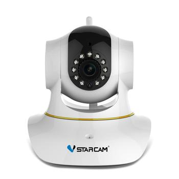Trade Assurance Supplier home security Indoor HD h.264 cmos IR with infrared 2-way audio ip camera