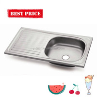 Stainless steel wash troughs wash basin sinks hand wash stainless steel sinkYK7540BR