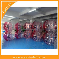 2016 Hot Selling TPU Big Discount Bumper Ball / Bubble Ball/for kids or adult