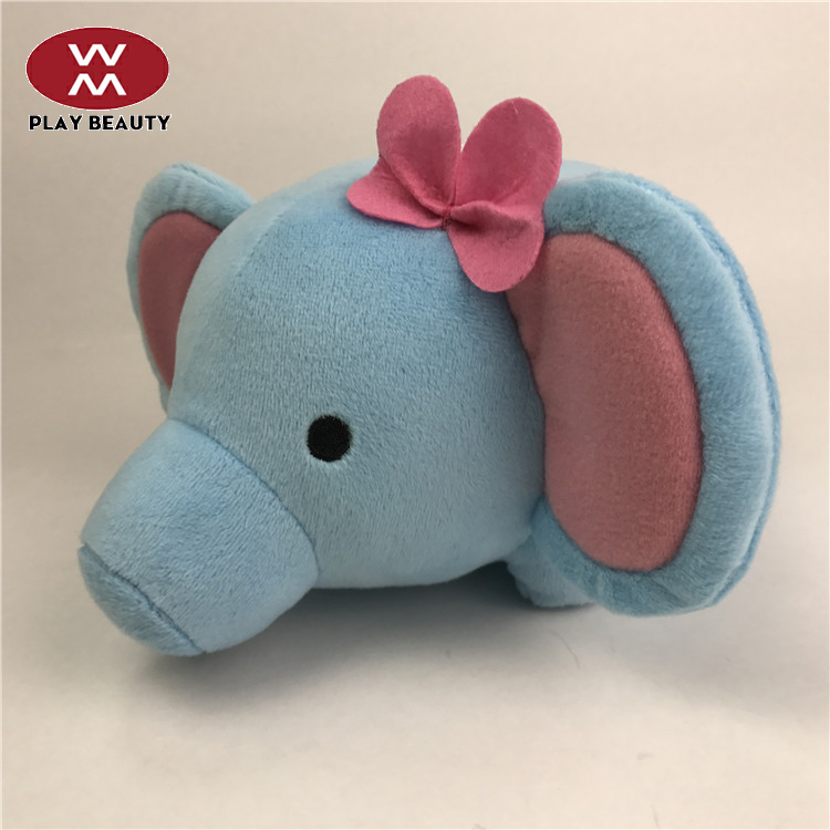 2018 Guangzhou Cartoon Elephant Cheap Plush Dolls For Kids