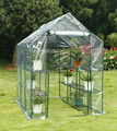 2016 Hot-sale Walk- in pvc garden greenhouse