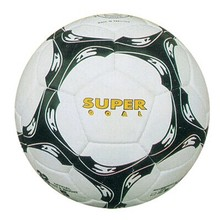Size 5 Machine Sewn PVC Football/Machine Sewing Soccerball soccerball in official size and weight with custom print