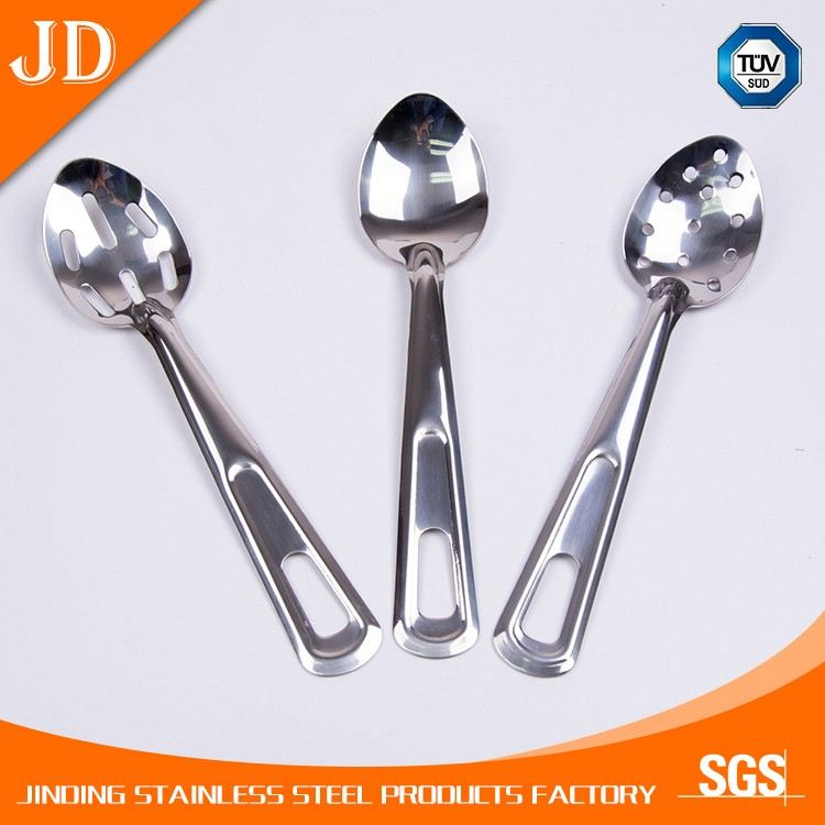 Promotion high quality metal spoon metal FDA approved spoon for baby