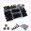 BJ-Screws-2007 Motorcycle Fairing Bolts screws nut sport bike Speed Fastener Clips Screw