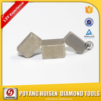 A grade Sintered Cutting diamond segment for stone detail