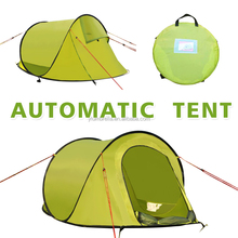hot sell automatic pop up instant outdoor beach tent