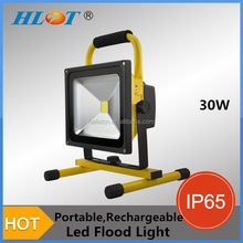 High quality CE ROHS listed waterproof 30w tractor led work light