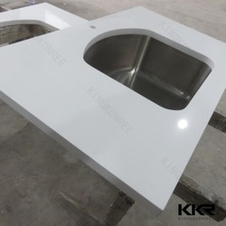 quartz & Granite Stone Bathroom/Kitchen Vanity Top/Countertop