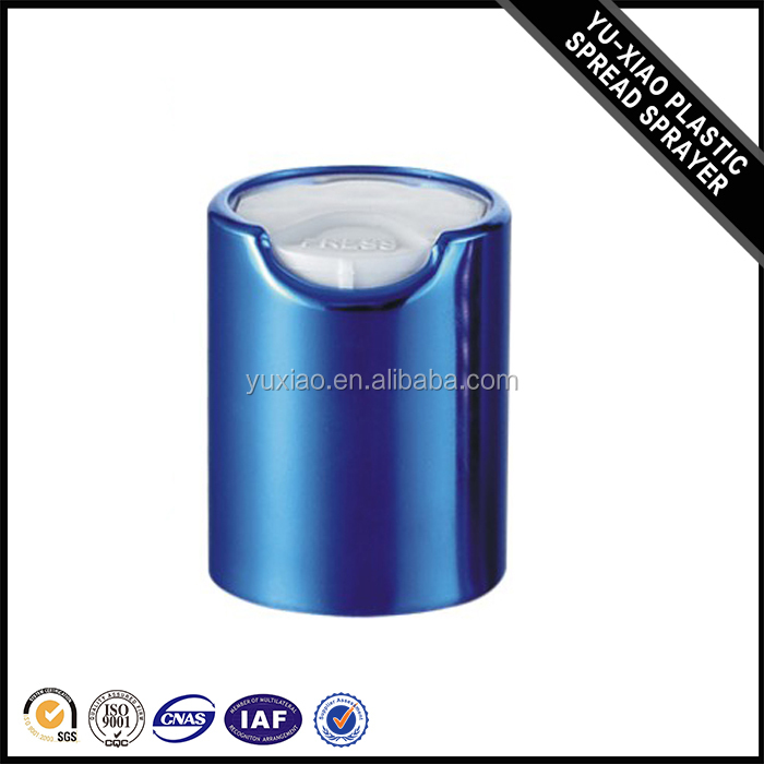 China Wholesale Market WK-86-12A snap on plastic cap for bottle