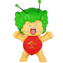 Custom bee toys,Making plastic toys bee, Bee shaped small plastic toy figure