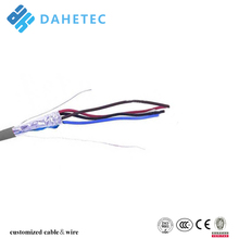 high quality Custom to data cable speaker cable