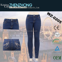 Elegant Leisure Fashion Popular Style New Design Good Sale Jeans