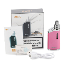 Hot new products JOMO Lite AIO gift box packaging flowerpot evod starter kit