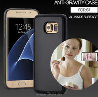 phone cases New anti gravity soft tpu case for samsung s7, tpu cover for samsung galaxy s7 edge