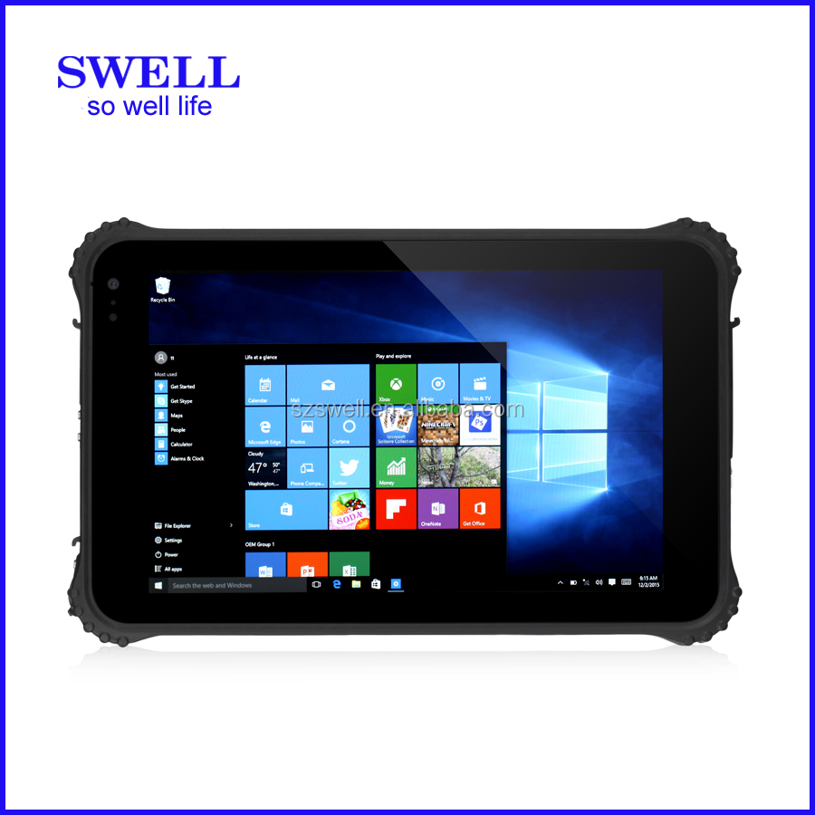 I82 Rugged Tablet equipment NFC 8inch I82 from Shenzhen SWELL wall mount android tablet poe