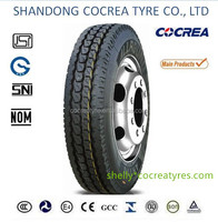 China new high quality radial truck tire 11R24.5