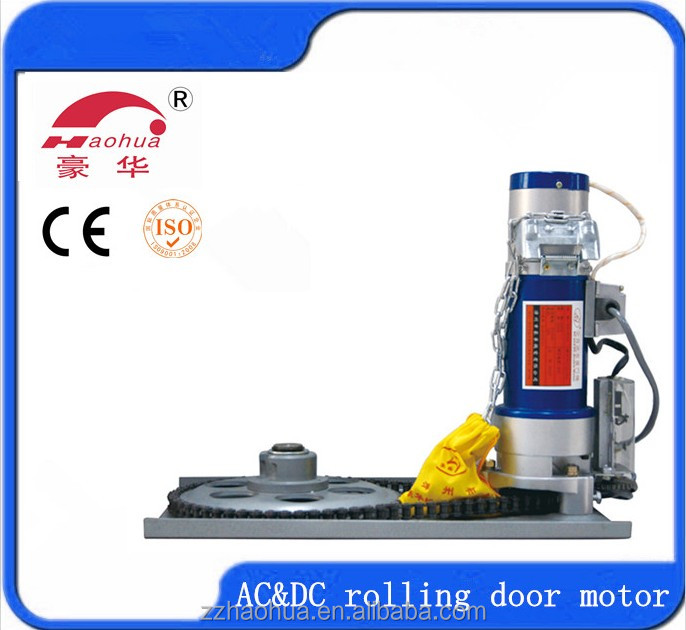Automatic Car Door Opener/Specialized Rolling shutter door motor 500KG