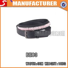 Alibabab China Bead Industrial Leather Belts