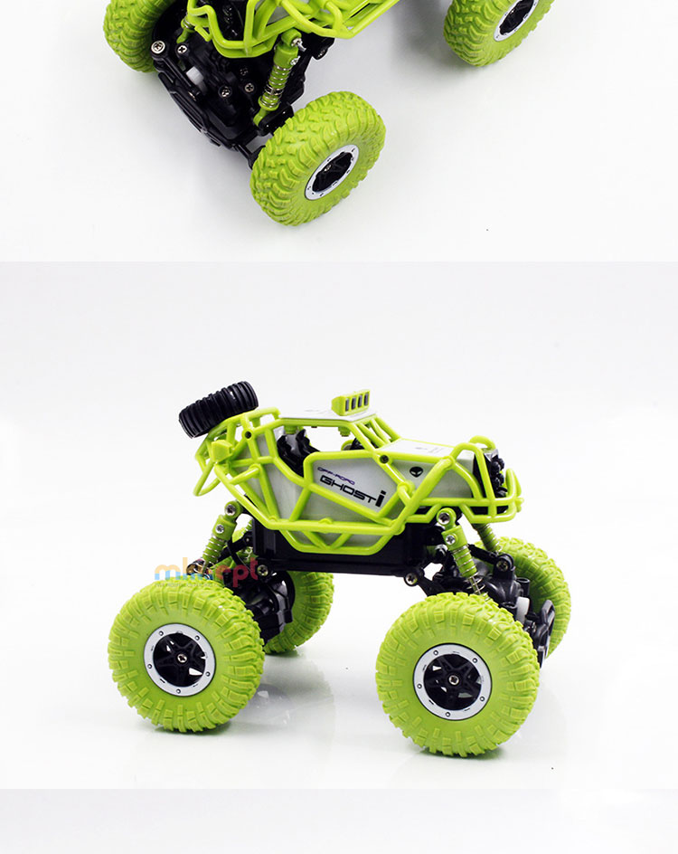 2018 New Design 1:43 Radio Control Off-Road Climbing Car With 2.4GHz