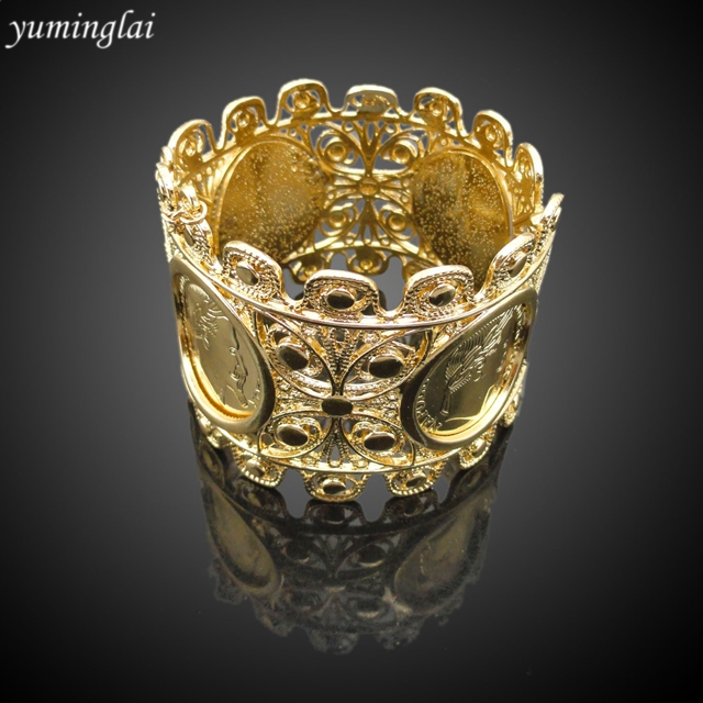 Latest Design Fashion Bangle European and American punk style Fashion Jewelry Bracelet GHK941