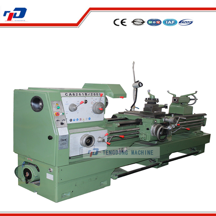 China Factory Provide horizontal Lathe Machine price CA6161 series