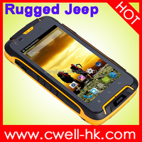 Jeep F605 4.5 inch MTK6572 Dual Core Android 4.4.2 IP68 12000mAh Strong Battery Mobile Phone