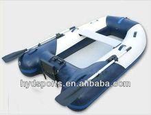 High quality inflatable inflatable PVC boat catamaran