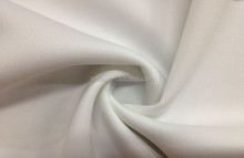 Polyester knitted lycra spandex four way stretch air layer thick spandex fabric for table cloth , chair covers