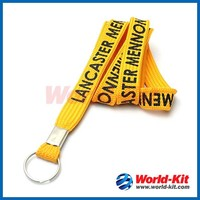 Hight Quality Nice lanyard free sample