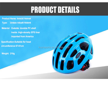 PC EPS In-mold Bicycle Helmet Safety Helmet Cycling Bike Helmet
