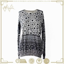 Best Selling factory in bangladesh knit fabric women sweater