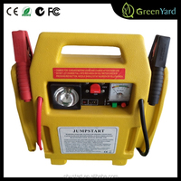 mini emergency 12v car battery Jump Starter with air compressor FH303