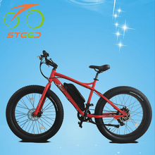 35-40km/h electric beach cruiser exercise bike sport computer bicycle top quality