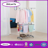 multi-function folding automatic clothes hanger