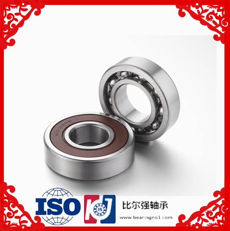 Deep Groove Ball Bearing 6204 For Motorcycle Ball Bearing