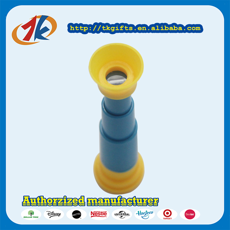 Promotional extend Plastic Toy Telescope For Child