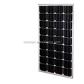 wholesale 110w Mono Crystal Solar Panel , PV Silicon Solar Panels IP67