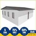 Ark Flatpack Long Lifespan Top Quality Good Price commercial field warehouse