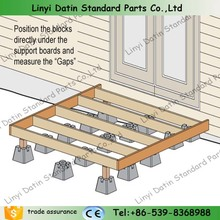 decking block, construction blocks, concrete handi block