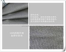 Silver fiber knitted electric conductive fabric