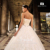 S21446 Sexy Real Heavy Beaded Ball Gown Wedding Dress