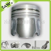 samll engine piston,alfin piston for JMC