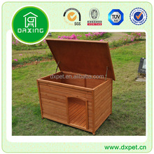 Wooden Lift Open Roof Dog House (SGS TUV BV)